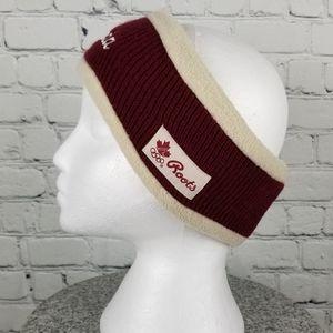 ROOTS   Canada Olympics Coca Cola winter headband